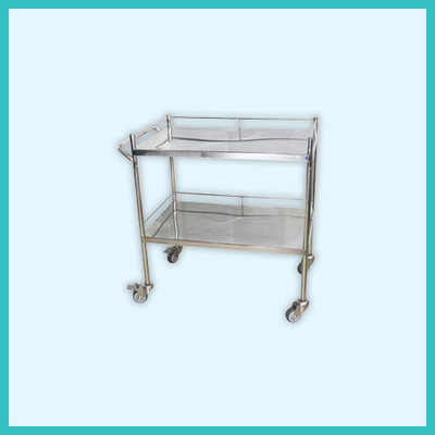 MC-4 2-layer Appliance Cart