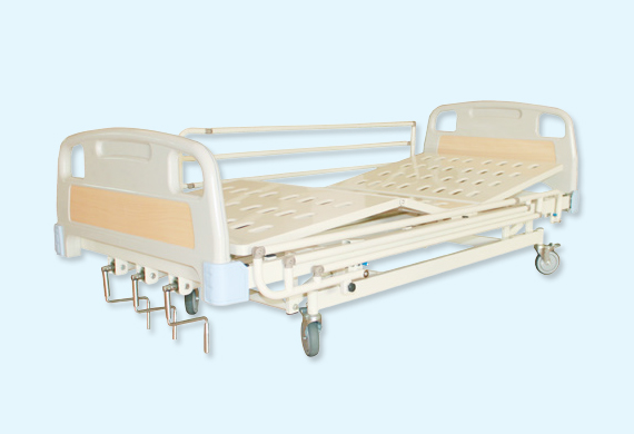 MBM-3AAG Manual Bed (3 Cranks)