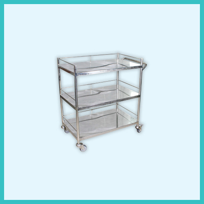MC-5 3-layer Appliance Cart