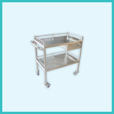 MC-14 2-layer Appliance Cart