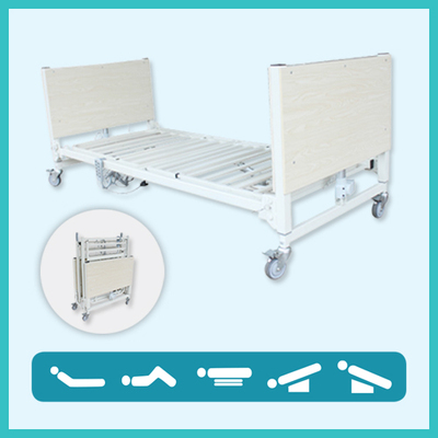 MBE-4XAG-B  Folded Electric Bed (5 Functions)