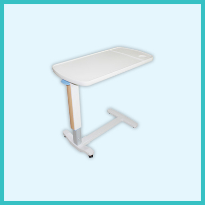 MT-8 Deluxe Plastic Over Bed Table