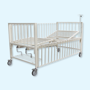 MBM-2XEG-B Children Bed (2 Cranks)