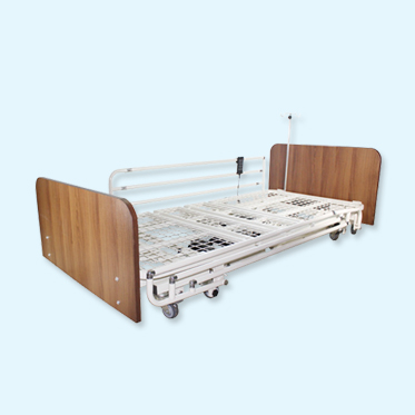 MBE-4CAG  Ultra Low Electric Bed