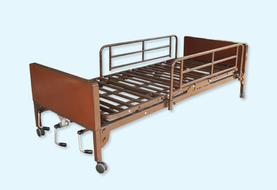 MBM-3XE-G  Homecare Manual Bed( 3 Cranks)